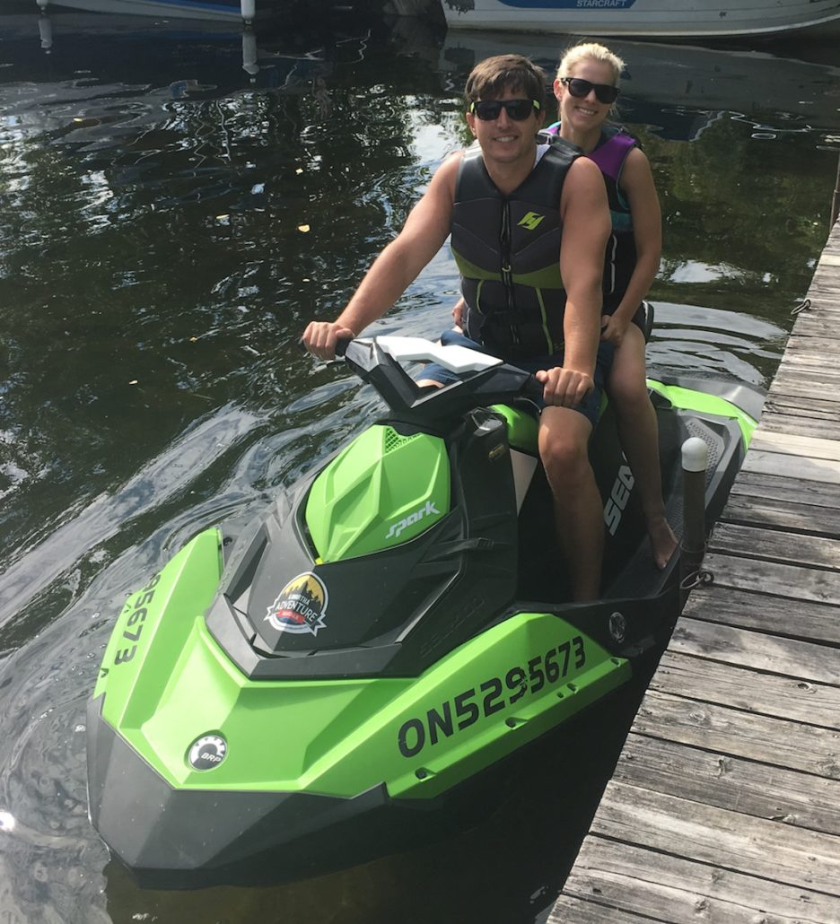 Personal Protection for Sea-Doo Riding - Craig Nicholson